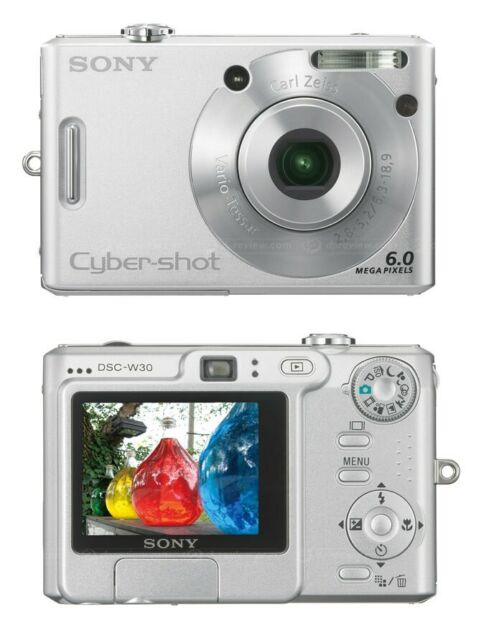 SONY CYBERSHOT DSC W30 DRIVERS FOR WINDOWS DOWNLOAD