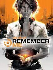 The Art of Remember Me by Jean-Max Moris, Michel Koch and Aleksi Briclot (2013,