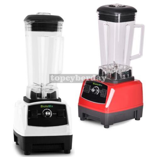 2L 2200W Heavy Duty Commercial Grade Blender Mixer Juicer Fruit Blender