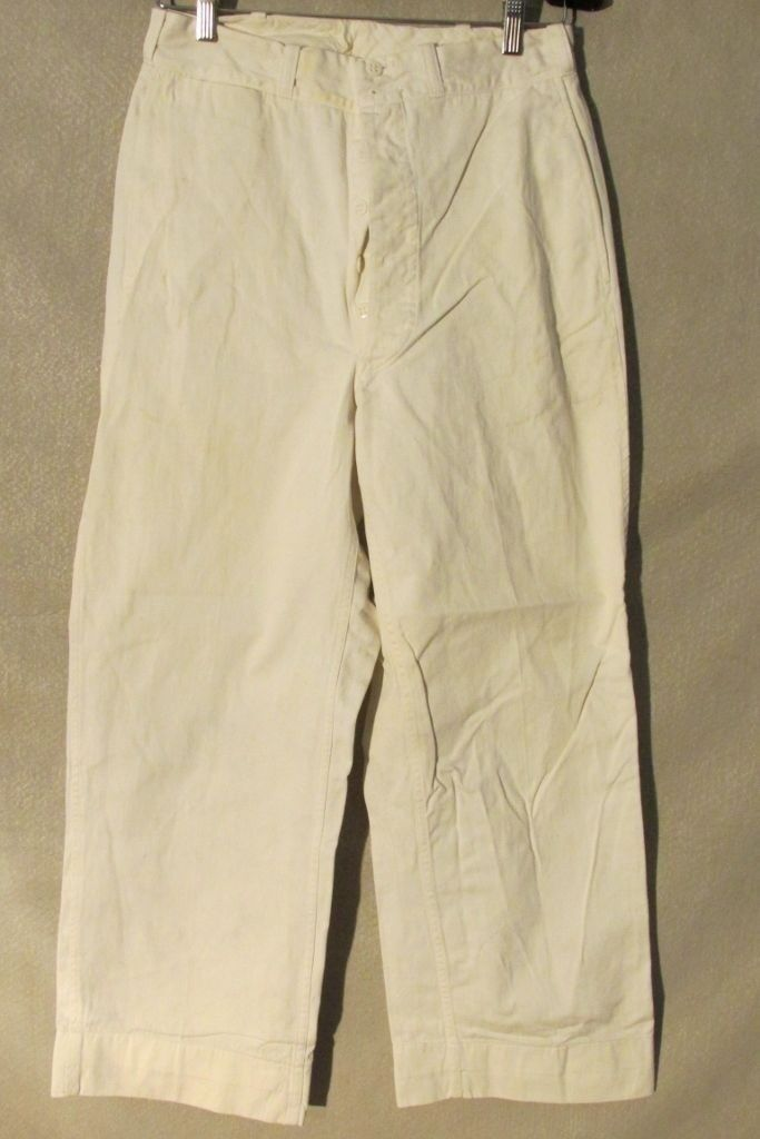D9620 Twist Twill Off-White Stevens Delta Finished 40's Jeans Men's 29x27