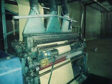 Parks And Woolson Industrial Textile Shearing Machine Working Order Sold As Is
