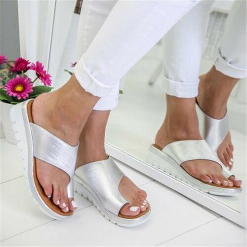 BESTWalk Orthopedic Premium Toe Corrector Sandals