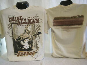 07681133b951 Image is loading Allman-Brothers-Duane-T-Shirt-Tee-Music-New-