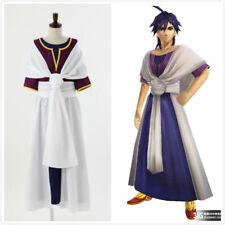 NEW Magi The labyrinth of magic Judal Black Upscale Anime Cosplay Costume