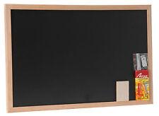 Blackboard Escuela plumero Tiza Gancho Colgante 45x30cm Tablero Negro Con Tiza