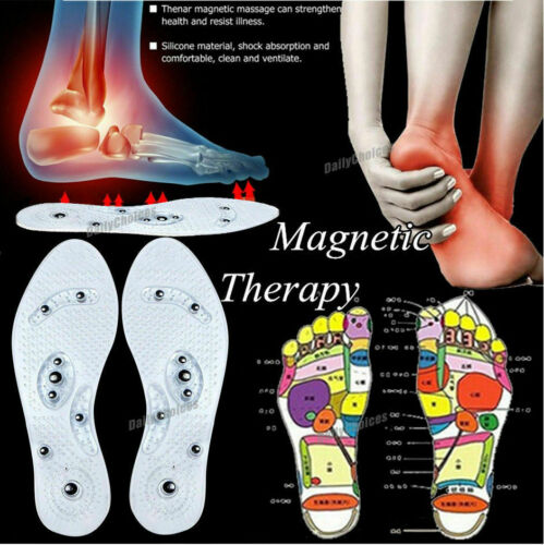 Magnetic Massage Insoles for Women Slimming Body Reflexology Relaxation Therapy