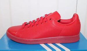 Adidas Smiths Red Sz Stan bnib 7 78732 Adicolor S80248 qtrtR5