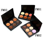 6 Farben Creme Contour Contouring Concealer Foundation Palette Kit Make Up Neu
