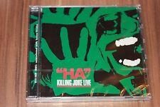 Killing Joke - Ha! (Killing Joke Live) (2005) (CD) (07243 477650 2 5) (Neu+OVP)