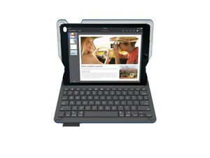 LOGITECH Type + protective case with integrated Keyboard for iPad (Nordic layout