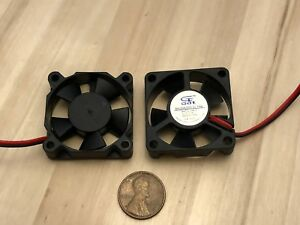 2-Piece-3510-Gdstime-5V-2pin-35x35x10mm-DC-Cooling-Fan-35mm-brushless-C9