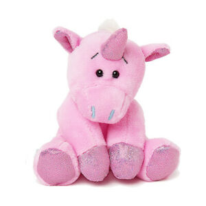 Me-to-You-Pink-Legend-the-Unicorn-Blue-Nose-Friend-4-034-Soft-Toy-2019-Collection