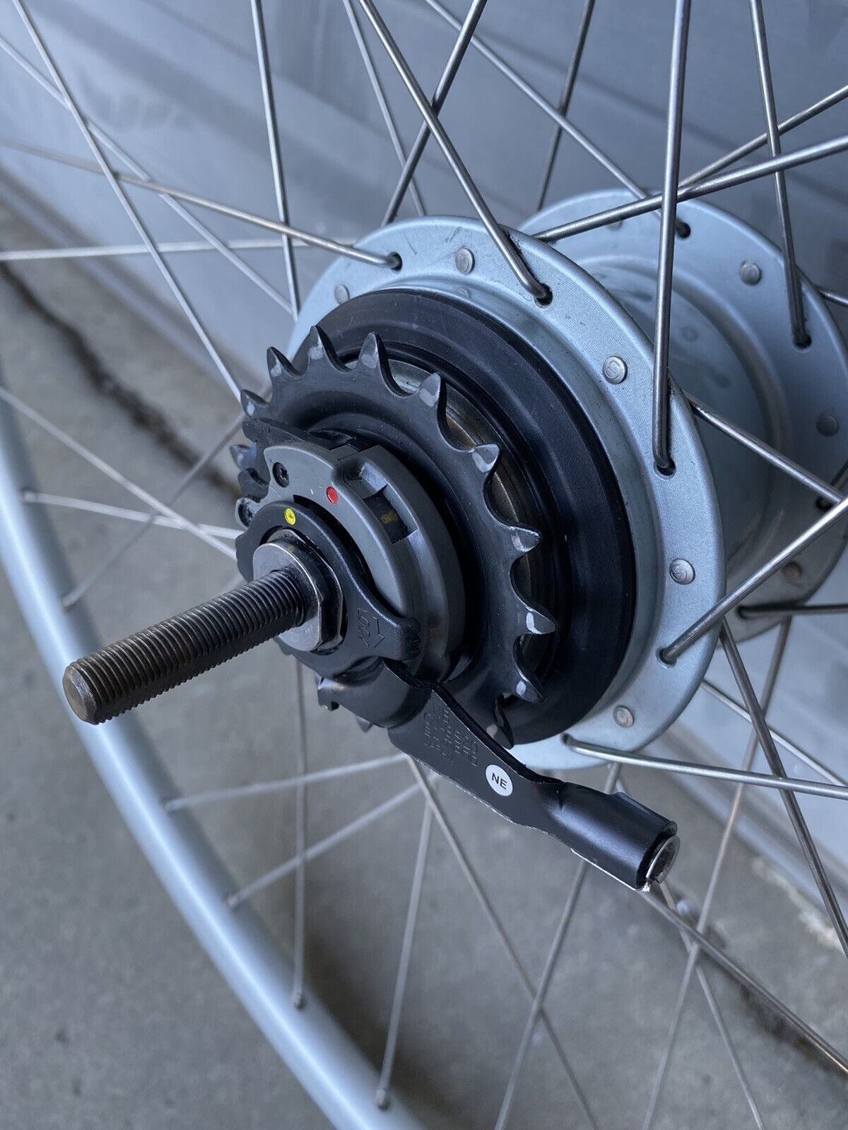 SHIMANO NEXUS CJ-NX10 CASSETTE JOINT UNIT BICYCLE HUB PART