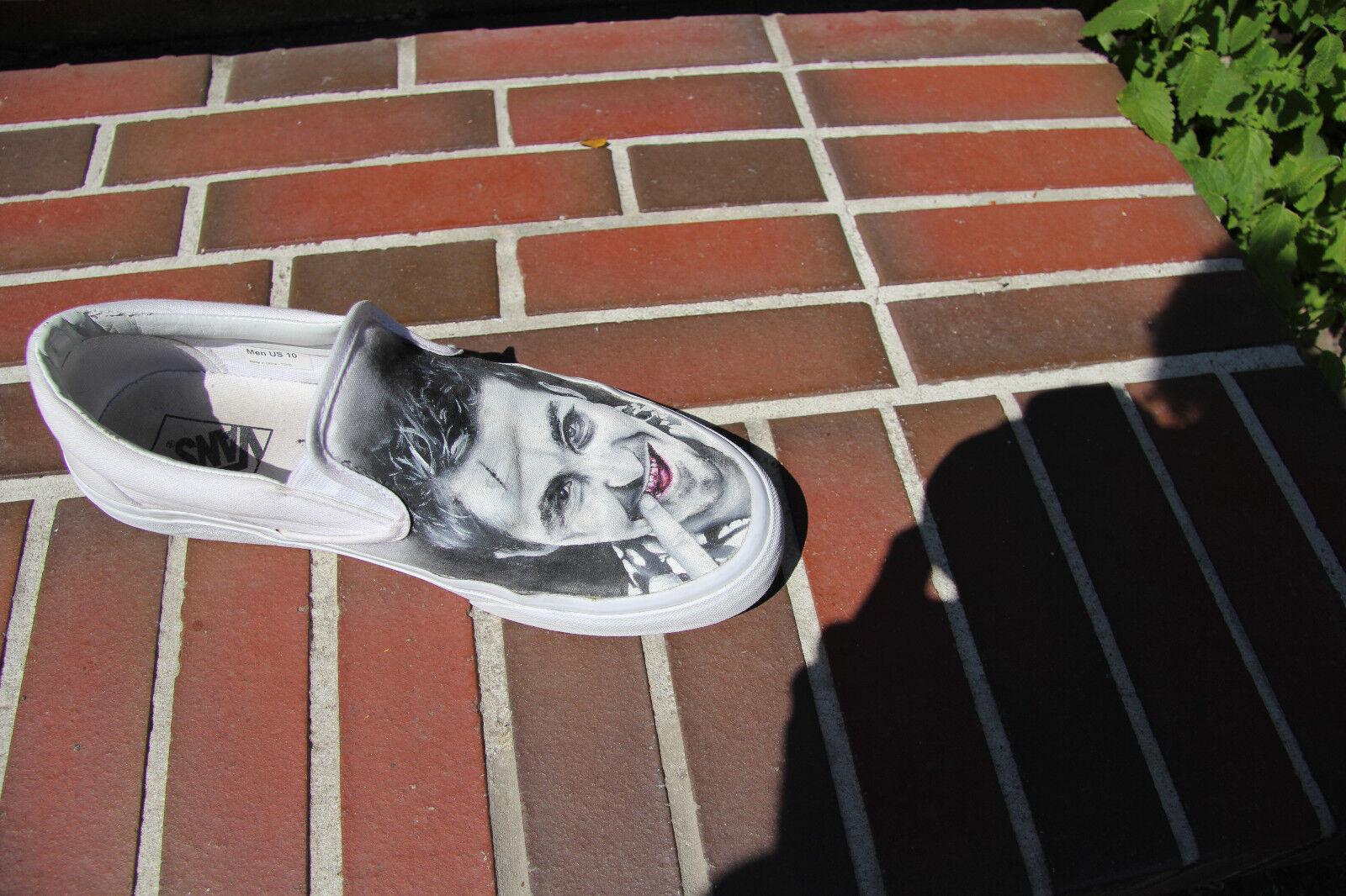 Fight Club Vans Tyler Durden Sneaker Größe US 10 Fight Club Sneaker Rare