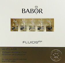 Babor Anti-age Collagen Booster Fluid 7 Ampoules X 2 Ml Each Brand New