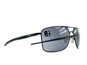 6768b4760d oo4124-01 62 Oakley Sunglasses Gauge 8 Matte Black Grey 888392271327 ...