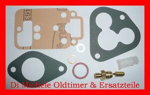 26 OC Weber Carburador Kit de Reparación Fiat 500 Gardiniera