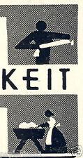 Brinkmann Strickwaren Eschwege Orig. Reklame 1930 Volksbekleidung stricken ad