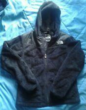 The North Face Women Size XS/TP PLUSH HOODED SOFT BLACK DENALI JACKET