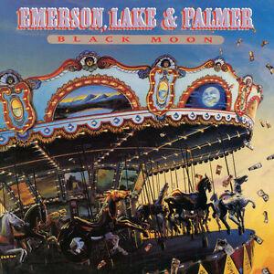 EMERSON-LAKE-amp-PALMER-Black-moon-2017-Remastered-Reissued-Vinyle-LP-NEW-SEALED
