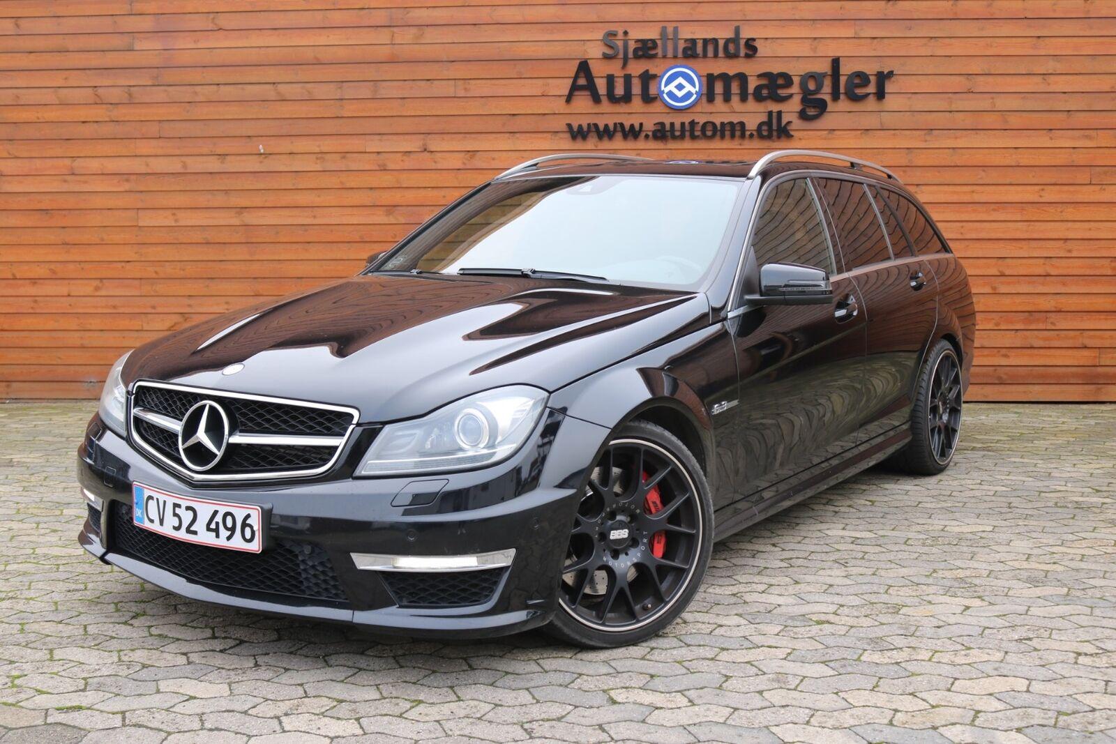Mercedes C63 6,3 AMG Performance stc. aut. 5d - 1.434 kr.