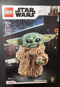 LEGO Star Wars Set 75318 [ The Child ] NEW