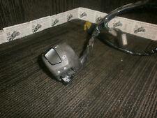 SUZUKI AN400 K2 BURGMAN 2001 Switch Gear assemble cluster Switches LH