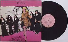 Nuns - S/T LP 1981 UK PRESS 391 VIPs Jennifer Miro Avengers San Francisco Punk