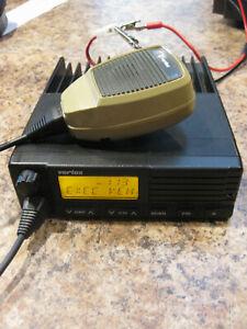 VERTEX FTL-7011D/99 UHF 450-490 MHz 40W 99 Channel (Lot#MD161)