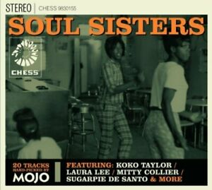 Various-Artists-Chess-Soul-Sisters-CD-2005-Expertly-Refurbished-Product