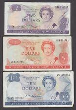 VF  We Combine Australia P.49b 10 Dollars 1968 Commemorative Pfx AB