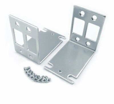 "19/"" Rack Mount Bracket for Cisco 1841 Router ACS-1841-RM-19 Lifetime Wrty"