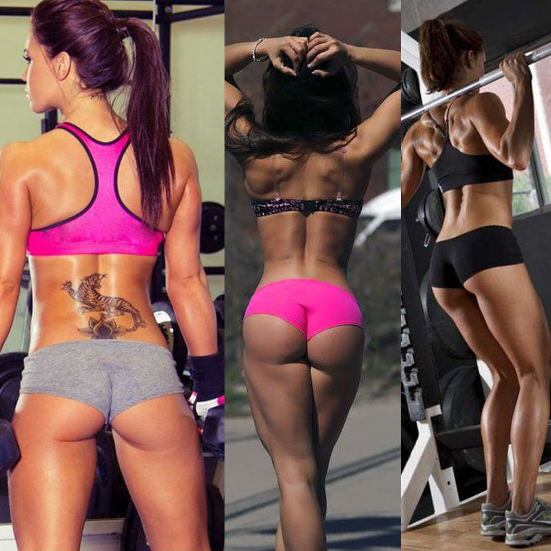 Image result for sexy fitness girl running