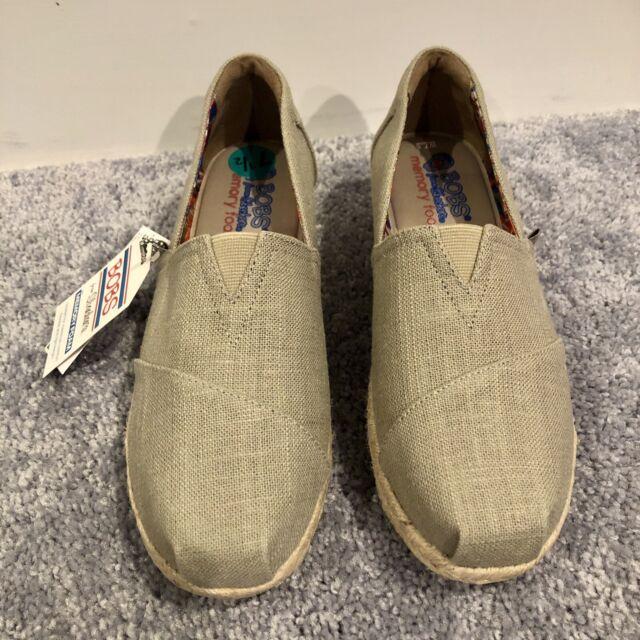 Skechers Bobs Wedge Espadrille Shoe