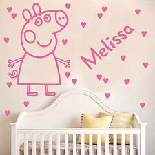 Children S Home Wall Decals And Stickers Ebay