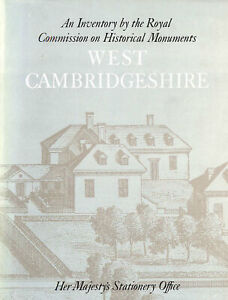 West-Cambridgeshire-by-Royal-Commission-on-Historical-Monuments