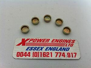 CORE PLUGS / FREEZE PLUGS 5 X  12.5MM CUP TYPE