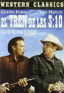 EL TREN DE LAS 3:10 (DVD NUEVO)