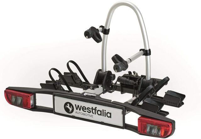 Träger Auf Kupplung 2 Fahrräder - Klappbar Und Zusammenklappbar - Westfalia BC60