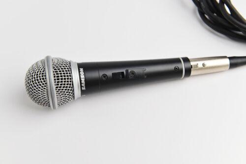 Samson R21S Dynamic Cardioid Microphone