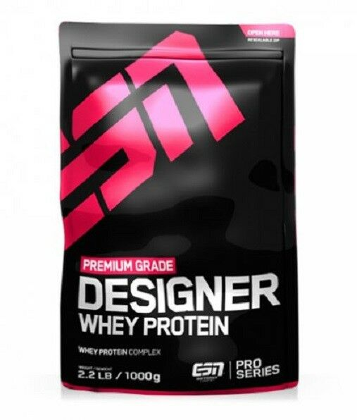 ESN Designer Whey 1000g - Whey Protein - Eiweiss