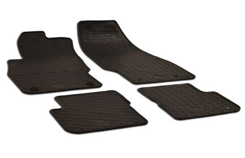 Gummimatten Fußmatten für Opel Corsa E ab 2014 Original Qualität 4-tlg