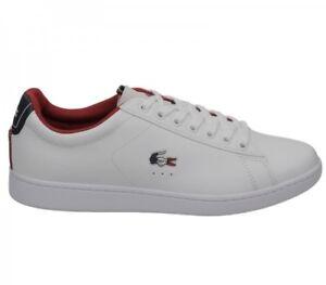 Detalles Ver Carnaby Hombre Cuero Zapatos 3 Título Original Evo Spm Lacoste De Para 317 Zapatillas NOnmyv80w