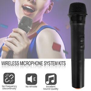 Handheld-Wireless-Microphone-Karaoke-Dynamic-KTV-Player-MIC-Singing-Speaker-V10