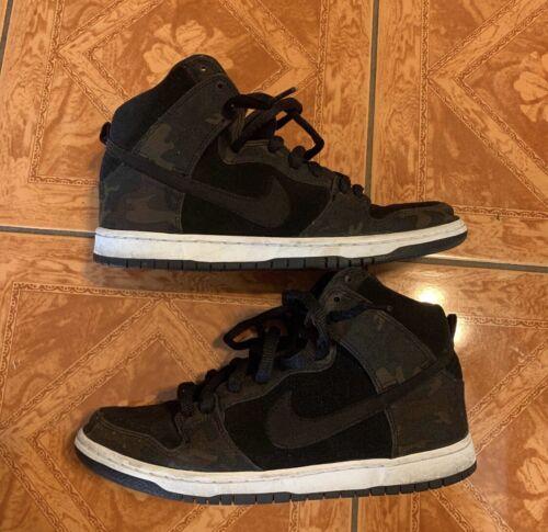 Nike Dunk High Sb Iguana Camo
