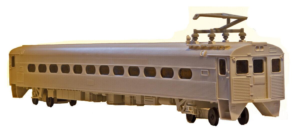 O escala Plataliner II por isla modelworks