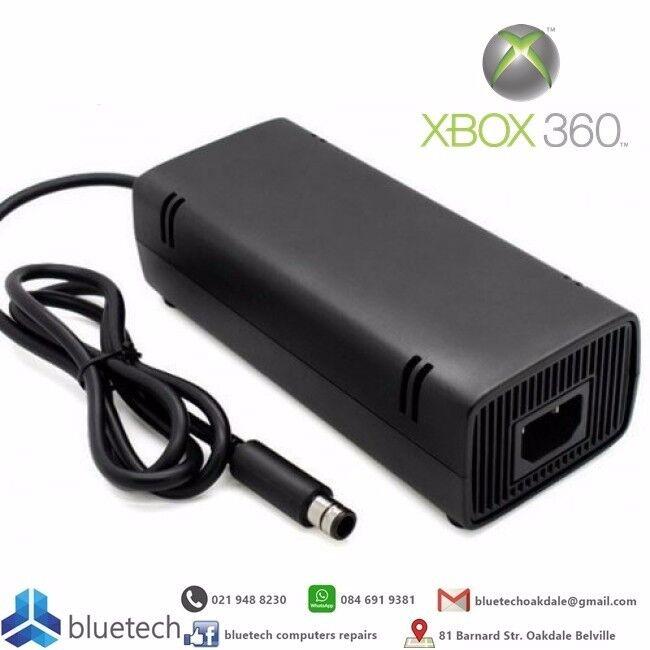XBox 360E Power supply AC Adapter Power Brick 100-240V