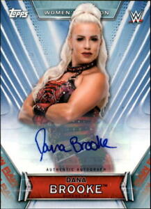 2019-Topps-WWE-Womens-Division-Wrestling-Autograph-amp-Relic-Singles-Pick-Ur-Cards