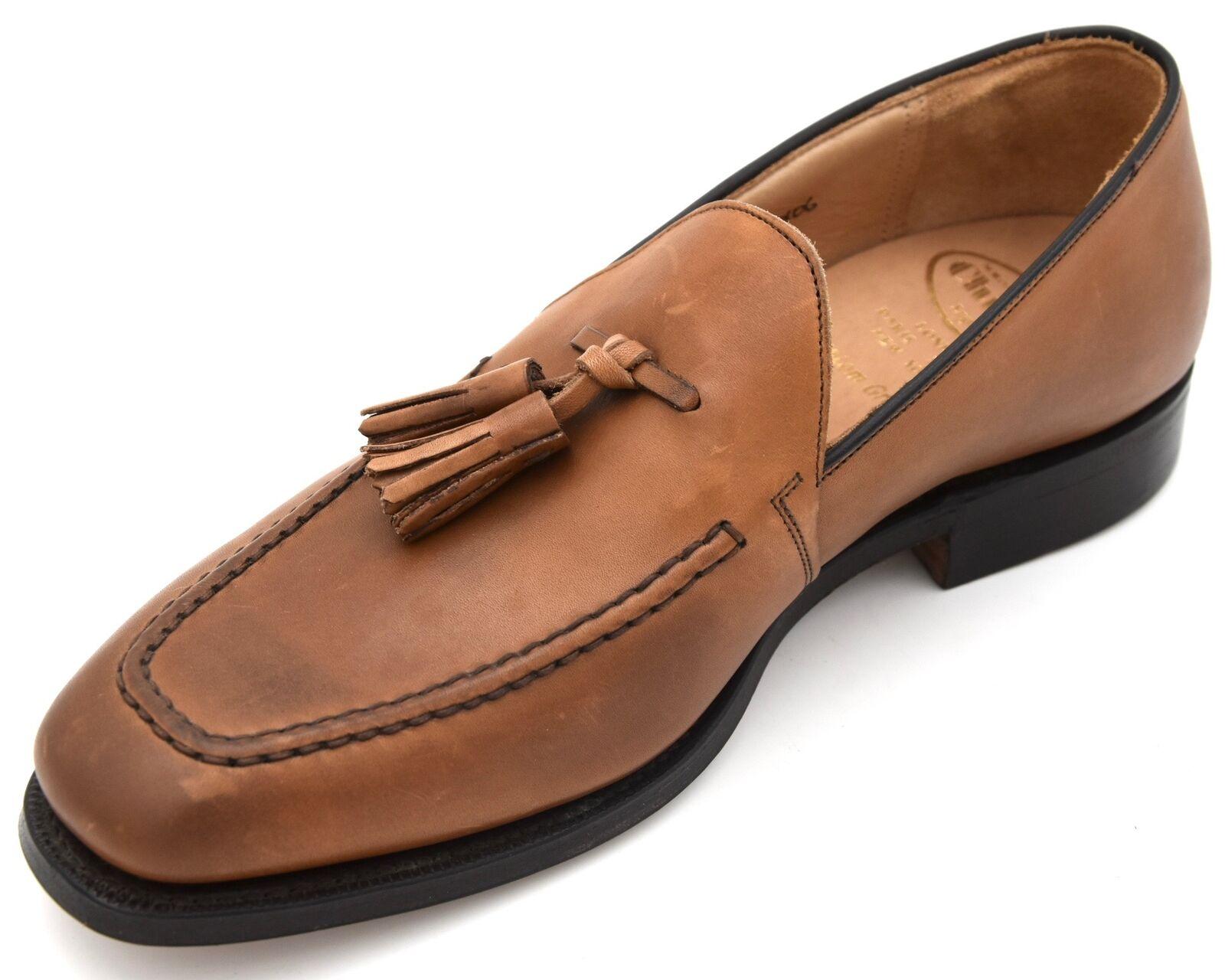CHURCH'S HOMBRE shoes PLANOS MOCASINES FORMAL FIT G EN CUERO ART. HARROW