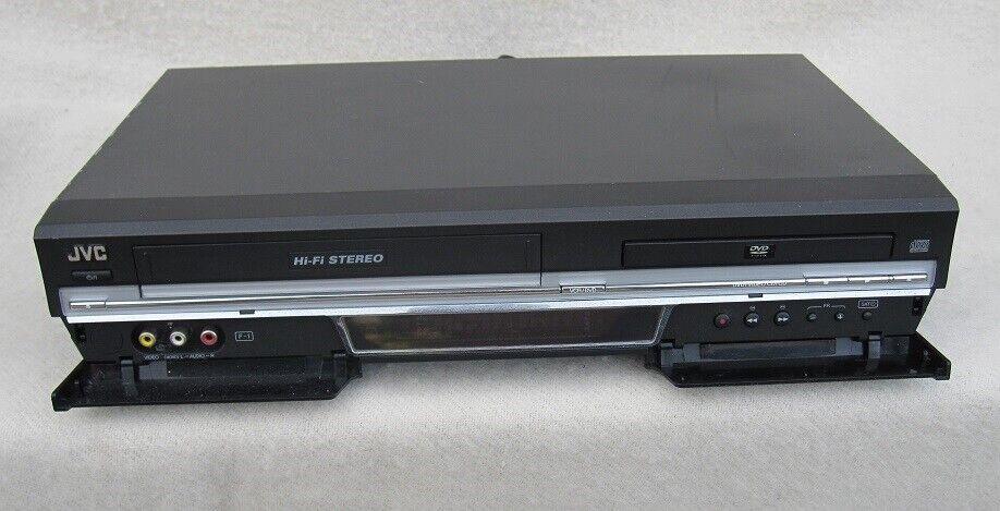 VHS videomaskine, JVC, HR-XV32